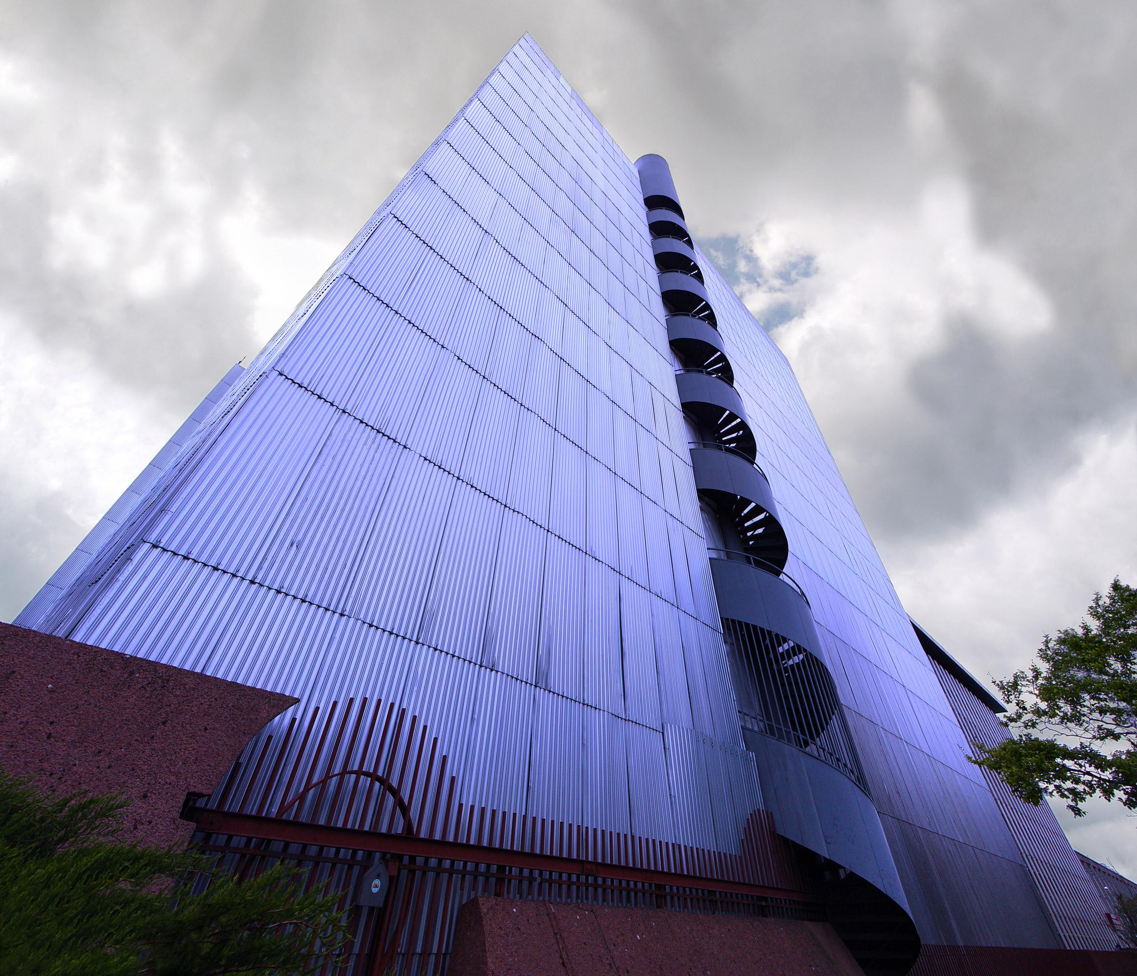 L 39 architettura contemporanea a roma for Uffici eur roma
