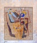 EUR - Mosaico di Enrico Prampolini
