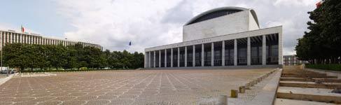 EUR - Palazzo dei congressi