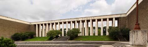 EUR - Palazzo mostra della Romanità