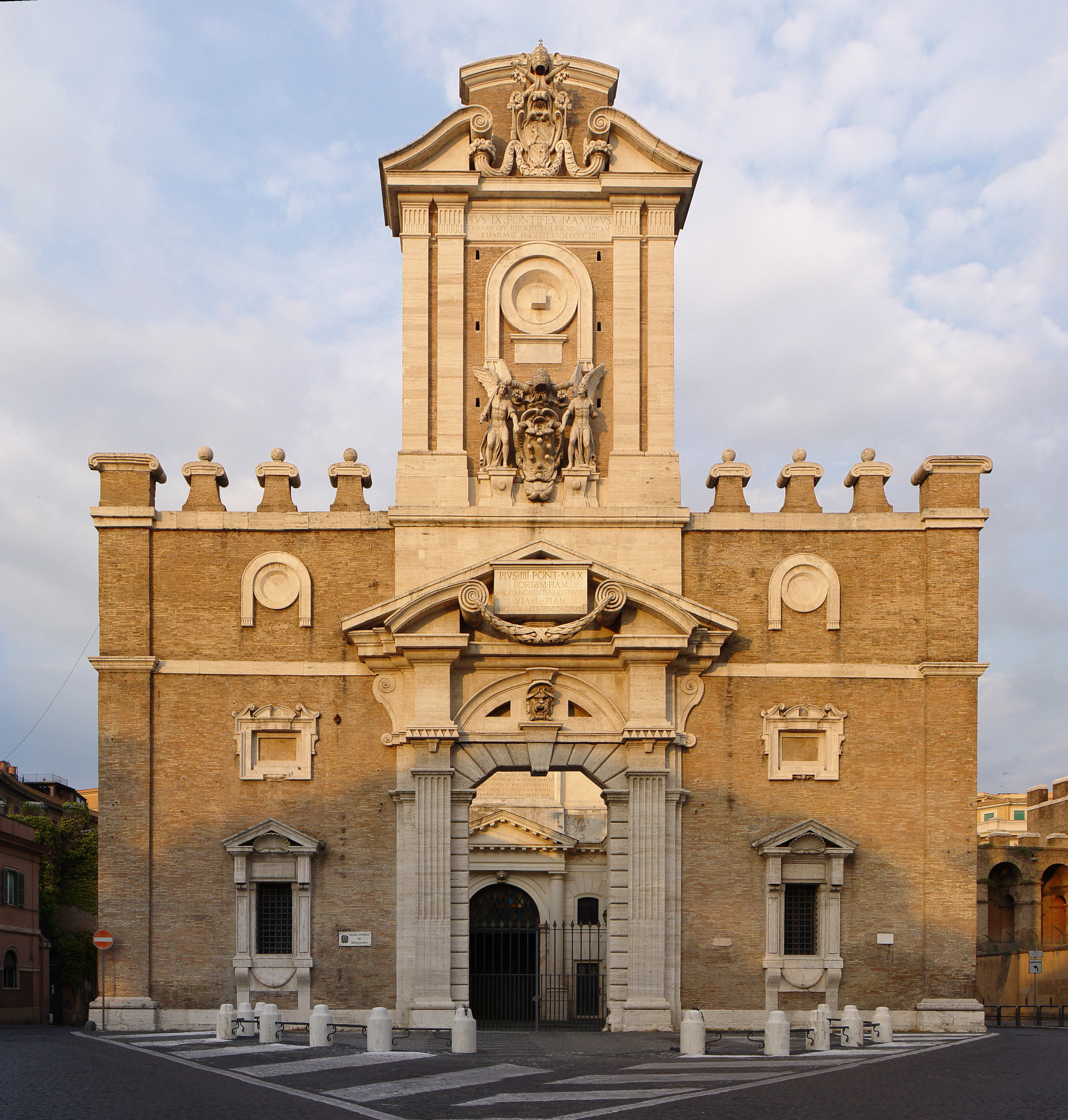 Mura e porte di roma - Porta portese offerte lavoro roma ...