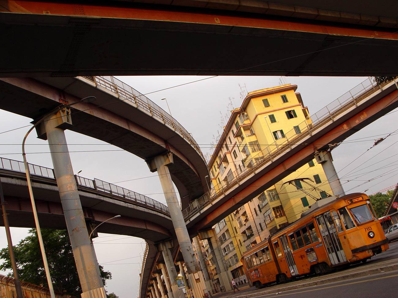 Laghetto Artificiale : Il quartiere pigneto roma