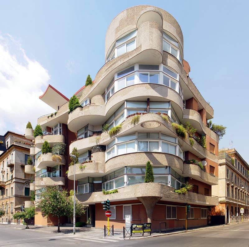 L'architettura nel Secondo Novecento a Roma
