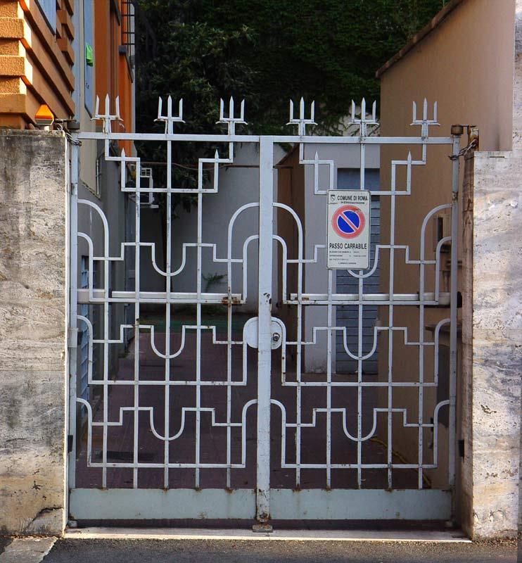 Architettura razionalista a roma 1920 1940 for Via lima 7 roma