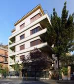 Ugo Luccichenti - palazzina razionalista via Panama - Roma