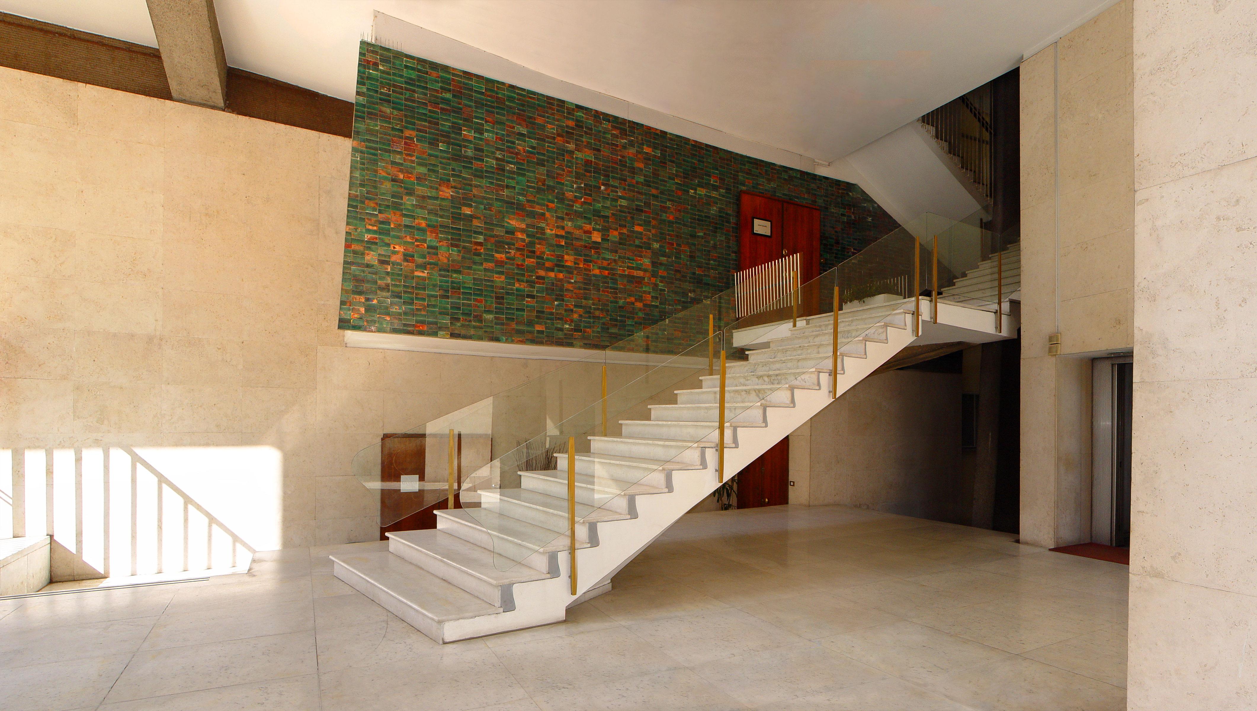 L 39 architettura nel secondo novecento a roma - Architetto roma interni ...
