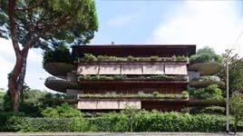Luigi Piccinato: casa albergo in via Nicotera